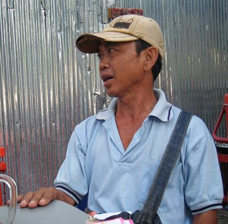 Vé số ở Campuchia