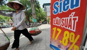 VIETNAM-ECONOMY-BANK-RATE
