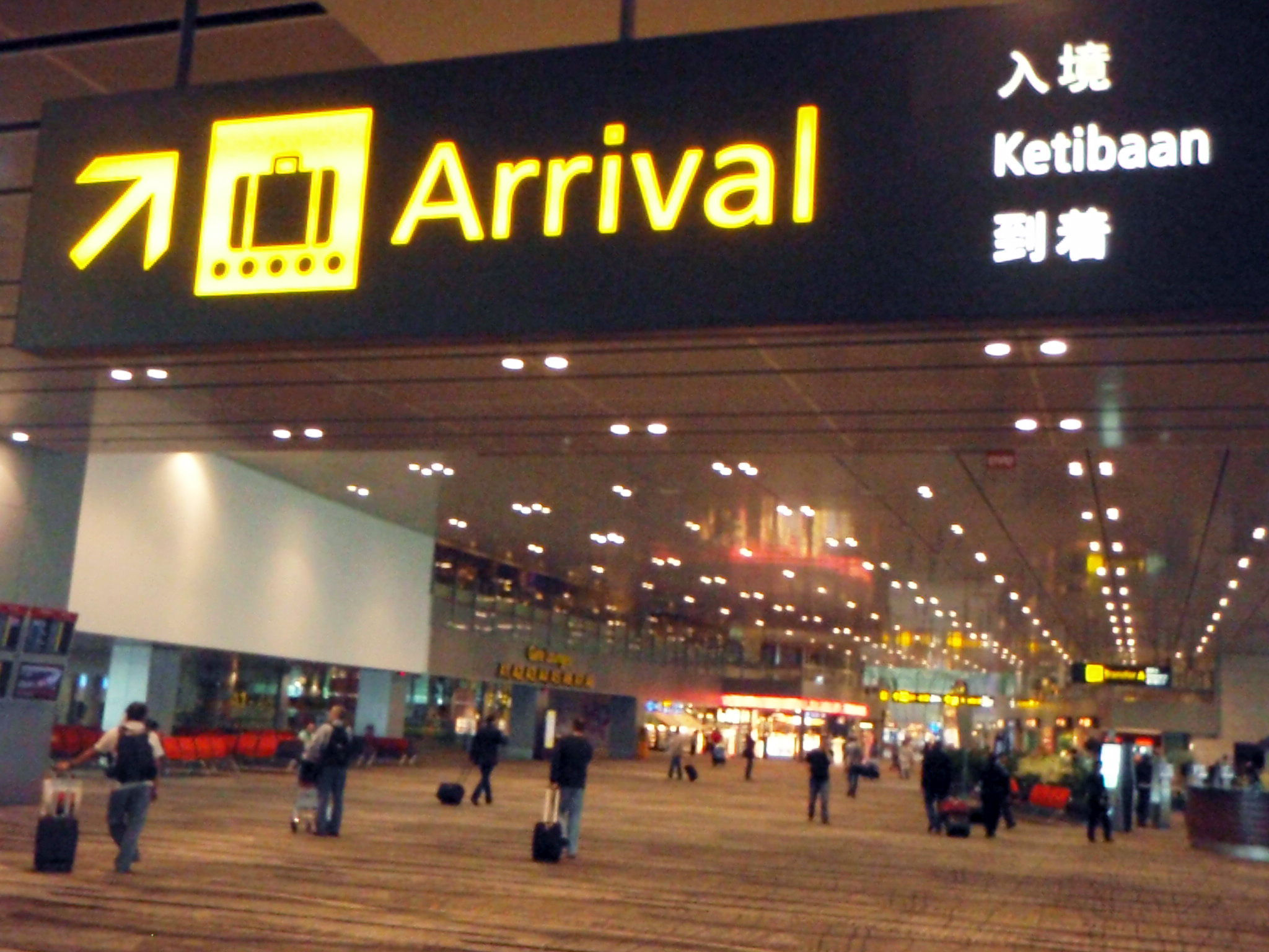 Arrival Flight Status Changi Airport Singapore Induced Info